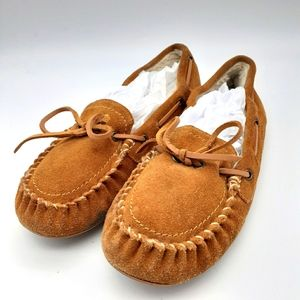 Lucky Brand moccasin loafer Comfort shoe s…